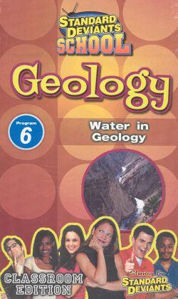 Standard Deviants School: Geology, Program 6