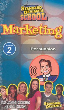 Standard Deviants School: Marketing, Program 2 - Persuasion