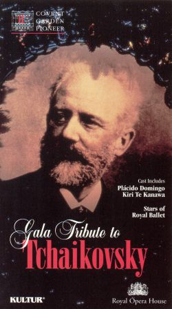 Gala Tribute to Tchaikovsky