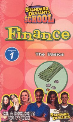 Standard Deviants School: Finance, Program 1 - The Basics