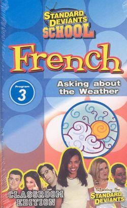 Standard Deviants School: French, Program 3