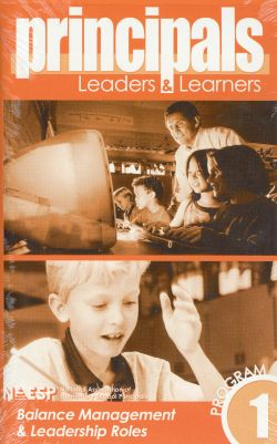 Principals: Leaders & Learners, Program 1: Balance Management & Leadership Roles