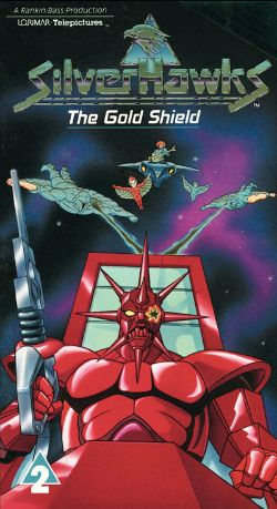 SilverHawks: Gold Shield