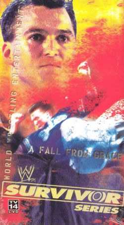 WWE: Survivor Series 2003 - A Fall From Grace