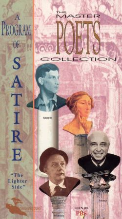 The Master Poets Collection: A Program of Satire
