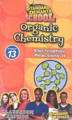 Standard Deviants School: Organic Chemistry, Program 13