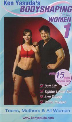 Bodyshaping For All Women, Vol. 1