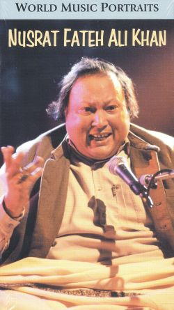 World Music Portraits: Nusrat Fateh Ali Khan