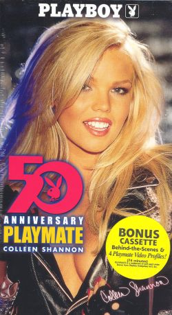 Playboy: Video Centerfold - 50th Anniversary Playmate