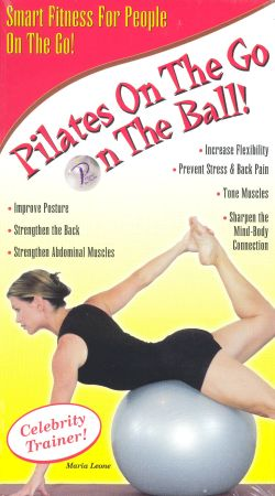 Pilates on the Go: On the Ball!