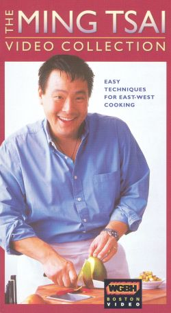 The Ming Tsai Video Collection: Easy Techniques for East-West Cooking