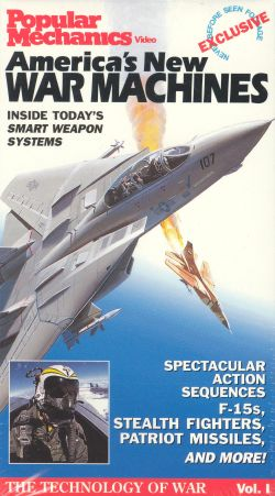 Popular Mechanics: War Machines