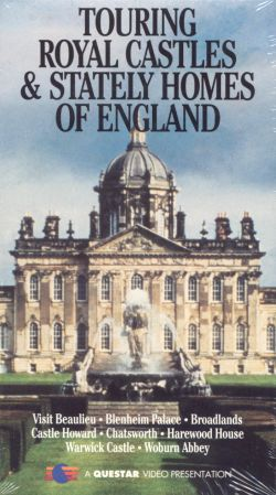 Touring Royal Castles and Stately Homes of England