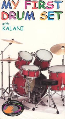 My First Drum Set with Kalani
