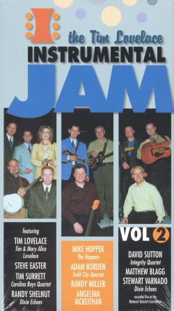 The Tim Lovelace Instrumental Jam Session, Vol. 2