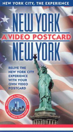 New York, New York: A Video Postcard