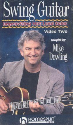 Swing Guitar: Improvising Hot Lead Solos