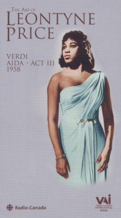 Leontyne Price: The Art of Verdi - Aida Act III
