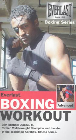 Everlast Boxing Workout: Advanced