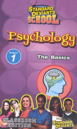 Standard Deviants School: Psychology, Module 1 - The Basics
