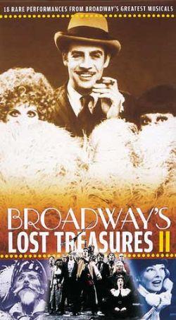 Broadway's Lost Treasures II