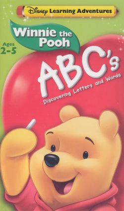 Winnie the Pooh: ABC's - Discovering Letters and Words