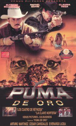 El Puma de Oro