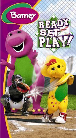 Barney: Ready Set Play!
