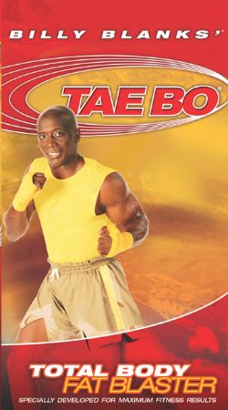 Billy Blanks: Tae Bo - Total Body Fat Blaster