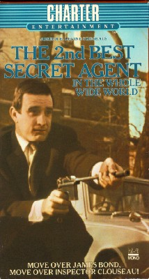 The Second Best Secret Agent in the Whole Wide World
