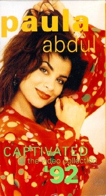 Paula Abdul: Captivated Video Collection '92
