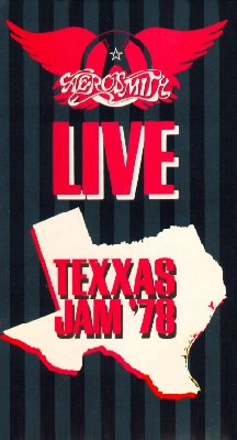 Aerosmith: Live - Texas Jam '78