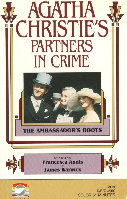 Agatha Christie's Partners in Crime: The Ambassador's Boots