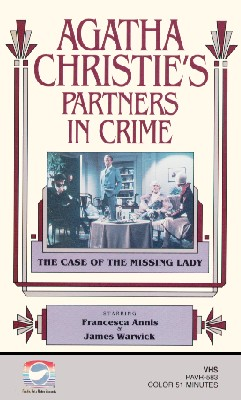 Agatha Christie's Partners in Crime: The Case of the Missing Lady