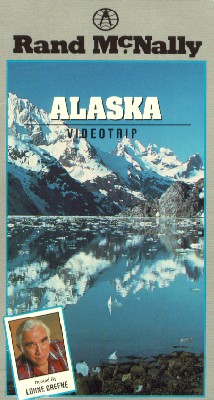 Rand McNally Videotrip Travel Guide: Alaska