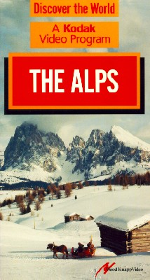 Discover the World, Series 1: The Alps