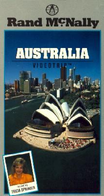 Rand McNally Videotrip Travel Guide: Australia