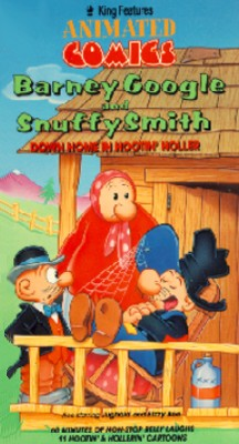 Barney Google and Snuffy Smith: Down Home in Hootin' Holler