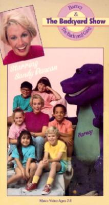 Barney: The Backyard Show