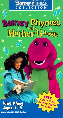 Barney: Barney Rhymes with Mother Goose