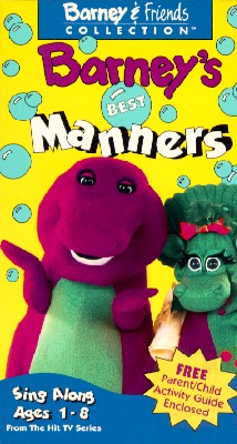 Barney: Barney's Best Manners