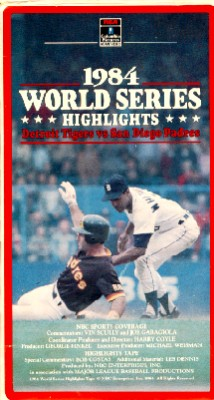 1984 World Series Highlights