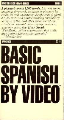 Basic Spanish by Video