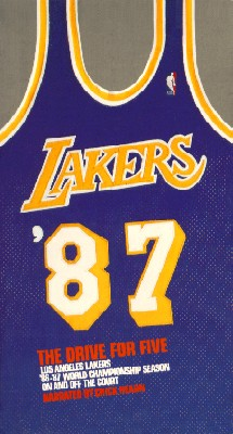 NBA: 1986-1987 Los Angeles Lakers - Drive for Five