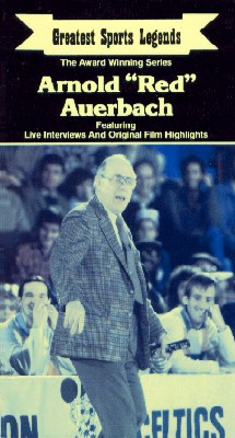 Greatest Sports Legends: Red Auerbach