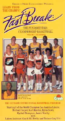 Fast Break: The Fundamentals of Championship Basketball, Vol. 1