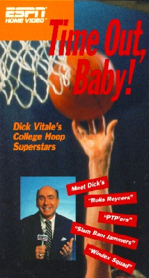 Time Out, Baby - Dick Vitale's College Hoop Stuperstars