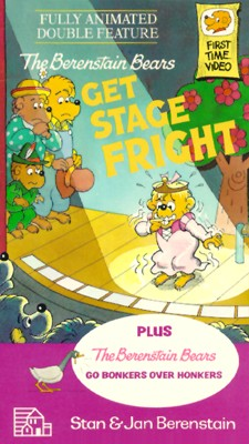 The Berenstain Bears: Get Stage Fright