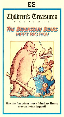 The Berenstain Bears Meet Big Paw