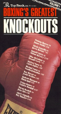 Boxing's Greatest Knockouts, Vol. 1